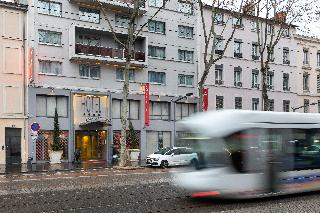 Hotel Charlemagne, Cours Charlemagne,23