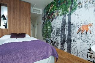 Scandic Copenhagen - Zimmer