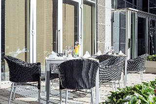 NH Danube City - Terrasse