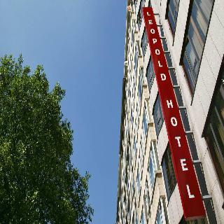 Leopold Hotel Antwerp, Quinten Matsijslei,25