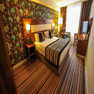 Leopold Hotel Antwerp - Zimmer