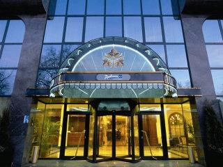 Radisson Sas Park Lane Antwerp