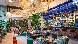 Hilton Brussels City - Bar