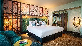 Hilton Brussels City - Zimmer
