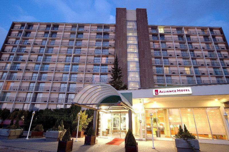 Alliance Hotel Liege Palais des Congres - Generell