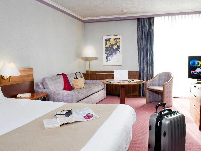 Alliance Hotel Liege Palais des Congres - Zimmer