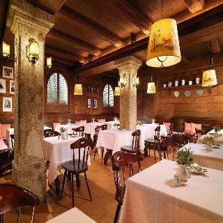 Goldener Hirsch - Restaurant