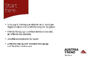 Austria Trend Hotel Salzburg West - Generell