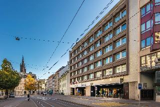 Radisson Blu Hotel - Basel - Generell