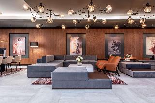 Radisson Blu Hotel - Basel - Diele
