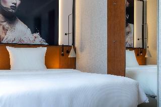 Radisson Blu Hotel - Basel - Zimmer