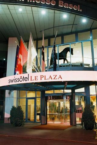 City Break Swissotel Le Plaza Basel