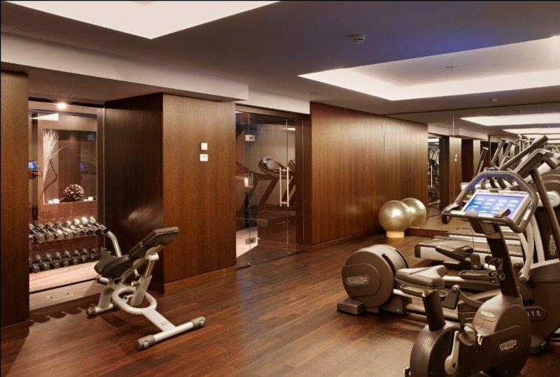 Hotel Schweizerhof Bern & Spa - Sport