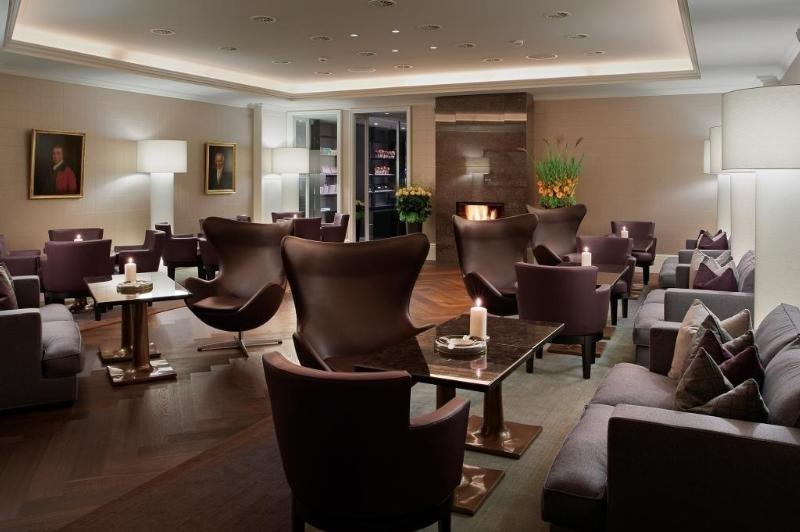 Hotel Schweizerhof Bern & Spa - Diele