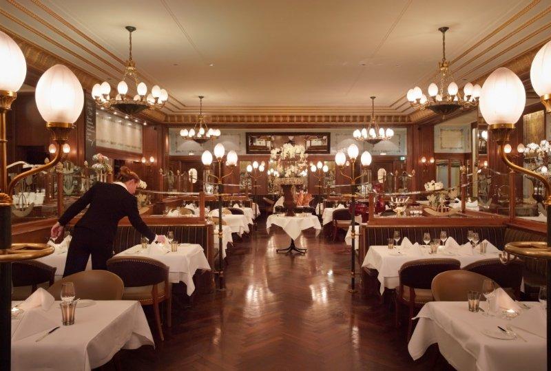 Hotel Schweizerhof Bern & Spa - Restaurant