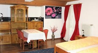 Eigerblick-Silberhorn AG - Zimmer
