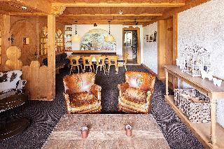 Jungfrau Lodge Swiss Mountain - Diele