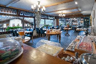 Jungfrau Lodge Swiss Mountain - Restaurant