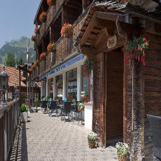 Jungfrau Lodge Swiss Mountain - Terrasse