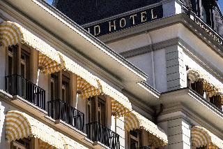 Victoria-Jungfrau Grand Hotel & Spa - Generell