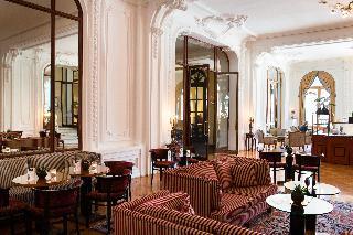 Victoria-Jungfrau Grand Hotel & Spa - Bar