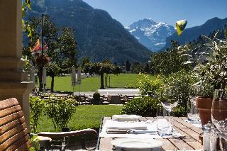 Victoria-Jungfrau Grand Hotel & Spa - Terrasse