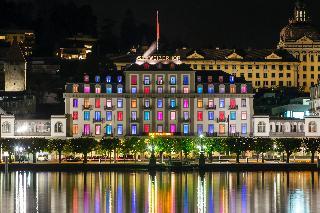 Schweizerhof Lucerne - Generell