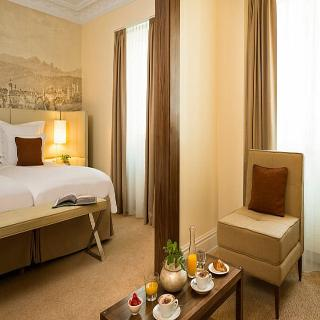 Renaissance Lucerne Hotel - Zimmer