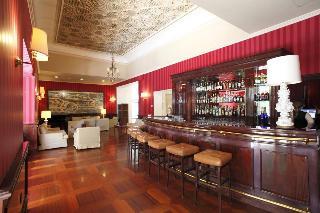 De la Paix Lugano - Bar