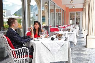 De la Paix Lugano - Terrasse