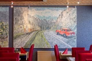 Silberhorn - Restaurant