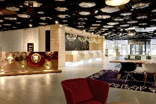 Swissotel Zurich - Diele