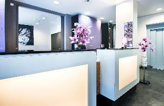 Leonardo Boutique Hotel Rigihof Zurich - Diele