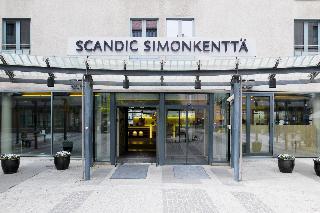 Scandic Simonkentta, Simonkatu,9