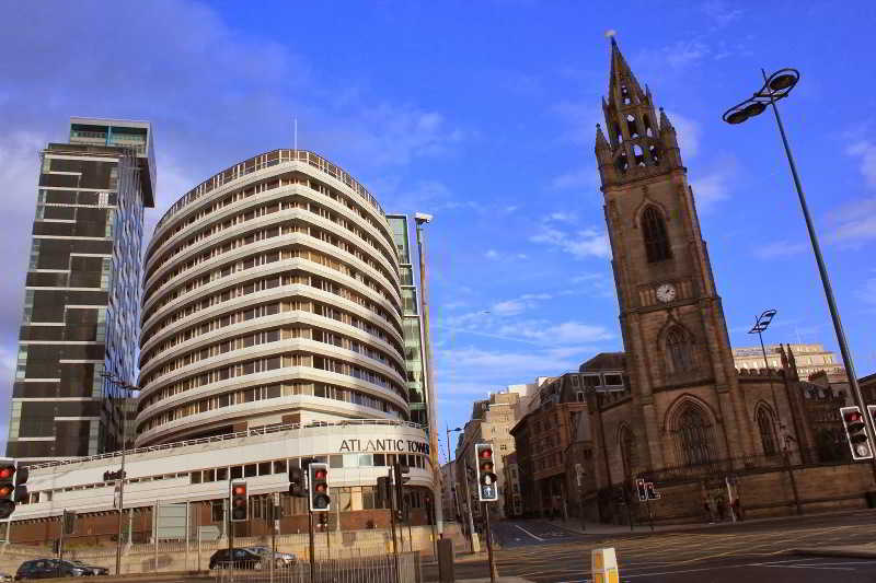 City Break Mercure Liverpool Atlantic Tower Hotel