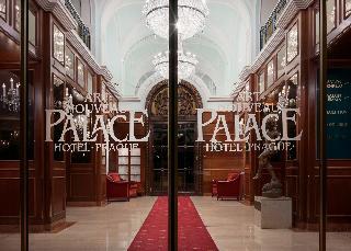 Art Nouveau Palace Hotel, Panska,12