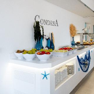 Hotel Condesa - Restaurant