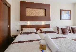 Hotel Condesa - Zimmer