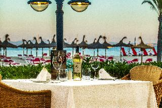 Vanity Hotel Golf - Terrasse