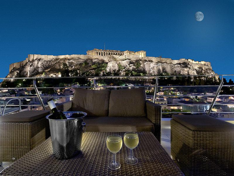 Plaka Hotel, Mitropoleos And 7 Kapnikareas…