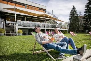 Arcotel Nike Linz - Terrasse