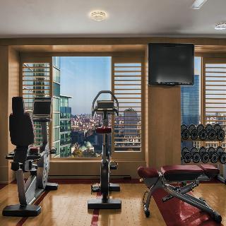 Sheraton Brussels Hotel - Sport