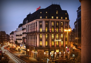 Marriott Hotel Brussels, Rue Auguste Orts 3-7,3-7