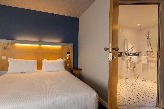 Holiday Inn Express Gent - Zimmer