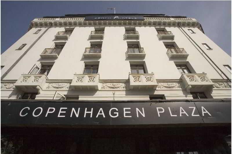 Copenhagen Plaza, Bernstorffsgade,4