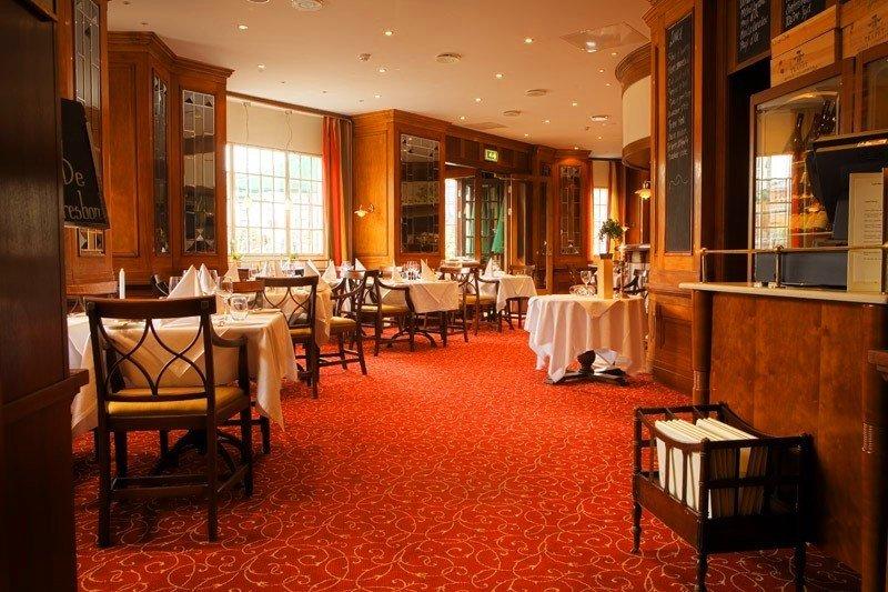 Copenhagen Plaza - Restaurant