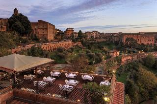 Athena Hotel, Via Paolo Mascagni,55