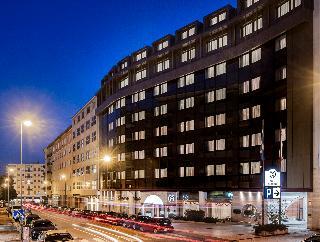 Giberti Hotel, Via Gian Matteo Giberti,7