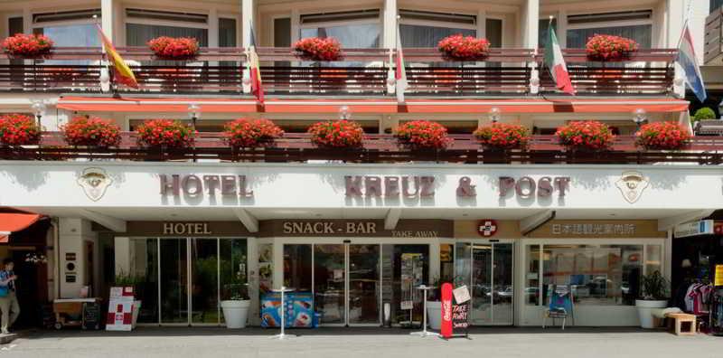 Kreuz Und Post, Dorfstrasse ,85
