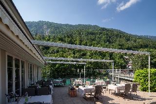 Lindner Grand Beau Rivage - Terrasse